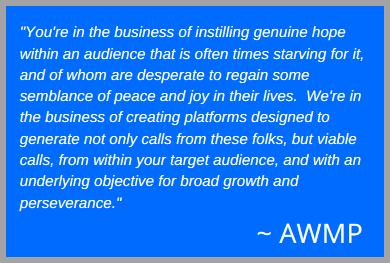 Quote from Addiction Web Marketing Pros
